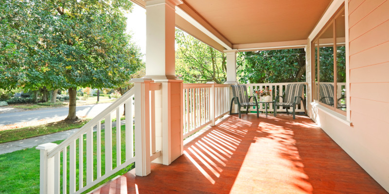 Screened Porches in Winston-Salem, North Carolina